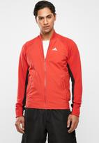 adidas Performance - Vrct tiger sweatshirt - red