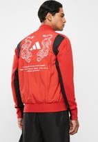 adidas Performance - Vrct tiger sweatshirt - red