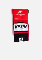 Nike - Snkr sox nike air - multi