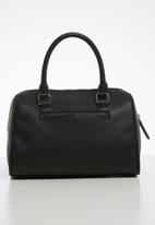 GUESS - Thornton box satchel - black