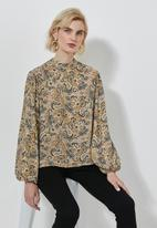 Superbalist - Hi neck blouse - multi