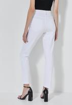 Superbalist - Straight leg - white