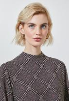 Superbalist - High neck blouse - multi