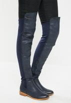 Miss Black - Krabi boot - navy