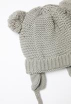POP CANDY - Knitted hat - grey