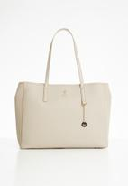POLO - Lyon pebble tote - neutral