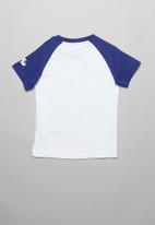 Nike - Futura connect the dots tee - white & blue