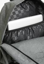 Vans - Old skool iii backpack - grey & black