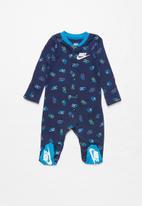 Nike - Nike boys jumbo futura coverall - blue