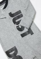 Nike - Nike futura coverall - black & grey