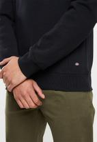 Dickies - Dickies 4 colour logo pullover - black