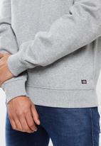 Dickies - Dickies 4 colour logo pullover - grey