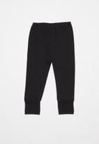 UP Baby - Baby boys pants - black