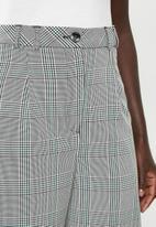 edit - Tailored wide leg pants - multi