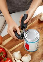 OXO - Soft handled can opener - black