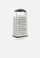 OXO - Box grater - silver