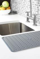 OXO - Large silicone drying mat - grey