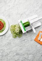 OXO - 3-blade hand held spiralizer - multi