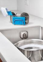 OXO - Stronghold suction sink caddy - grey