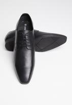 Superbalist - Donovan leather derby - black