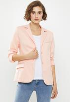 Cotton On - Samba blazer - sand marle