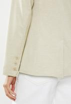 Cotton On - Samba blazer - neutral