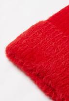 Superbalist - Turn up beanie-red