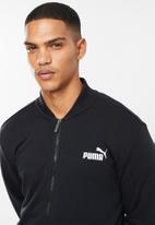 PUMA - Ess bomber jacket - black