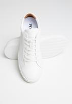 POLO - David sneaker - white