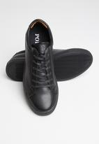 POLO - David sneaker - black