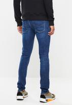 Diesel  - Sleenker skinny jeans - blue
