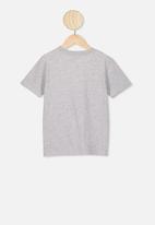 Cotton On - Co-lab short sleeve tee - grey