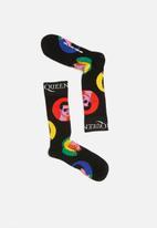 Happy Socks - Queen 6-pack gift box - multi
