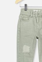 Cotton On - Indie slouch jean - grey