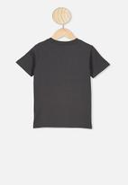 Cotton On - Max short sleeve tee - black