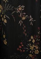 Superbalist - Shirred babydoll dress - multi
