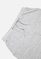 Superbalist - Plus soft feel sleep set - light grey