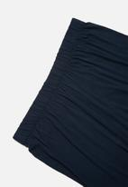 Superbalist - Plus sleep tee & pants set - navy & white