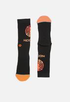 Stance Socks - Kid Cudi logo socks  - black