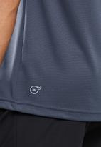 PUMA - Forever faster crew tee - blue