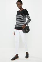 POLO - Elena breton stripe knit - multi