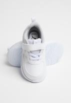 PUMA - Fun racer sl ac inf - white & grey