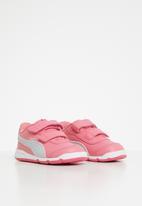 PUMA - Stepfleex 2 sl ve glitz fs v infant - pink