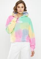 Vans - Aura crop hoodie - multi