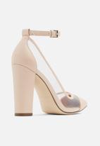 Call It Spring - Ivana heel - neutral