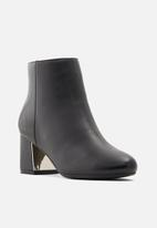 Call It Spring - Cete boot - black