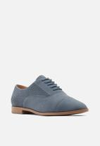 Call It Spring - Jolian oxford - blue