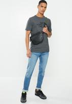 The North Face - Easy printed tee - grey
