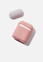 Typo - Ear pod sleeve - pink