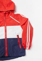Rebel Republic - Windproof jacket - multi